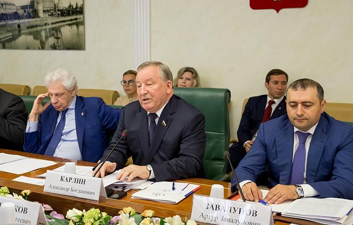 В Совете Федерации обсудили проблемы избрания и продления мер пресечения